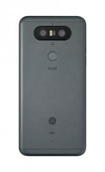 LG V34 isai Beat in Titanium