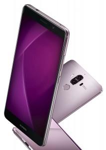 Huawei Mate 9 render