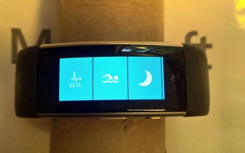 Canceled Microsoft Band 3 shows up in leaked images