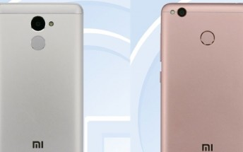 Two mysterious Xiaomi phones pop up on TENAA