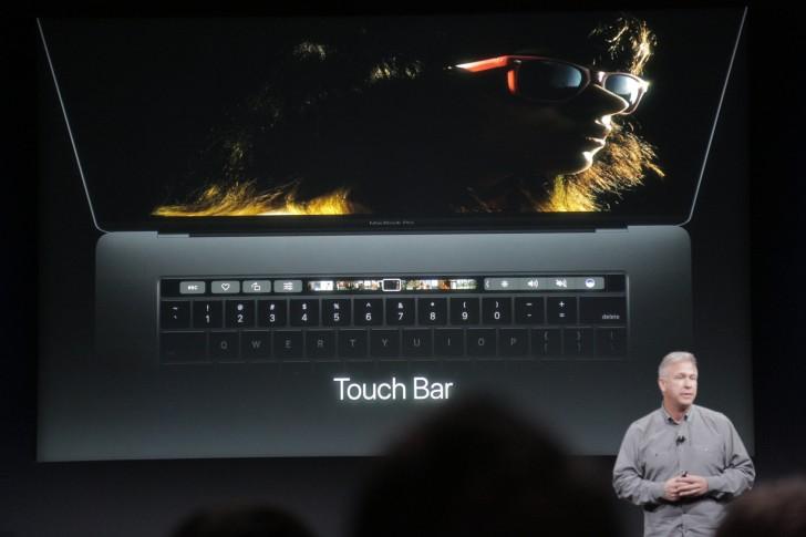 Apple unveils three new MacBook Pro models starting at