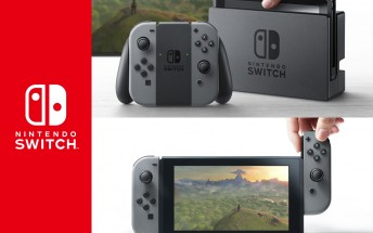 Nintendo Switch console announced, releasing March 2017