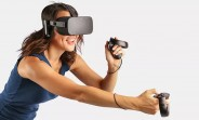 Oculus Touch and Oculus Earphones are now available for pre-order, shipping starts on December 6