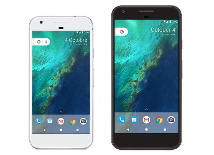 Pixel and Pixel XL images appear on Bell and Telus ...