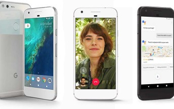 Google's own: Pixel and Pixel XL unveiled