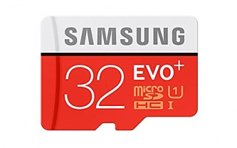 Samsung's EVO Plus 32GB microSD card receives $10 price cut
