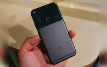 Google Pixel XL benchmark doesn't show performance improvement