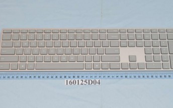 Microsoft Surface Keyboard and Surface Mouse in the works, pictured
