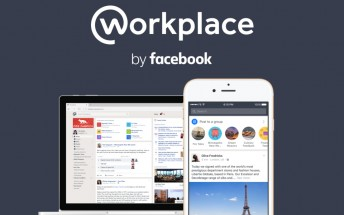 Facebook finally launches Workplace, its Slack competitor formerly known as Facebook at Work