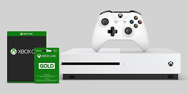 Microsoft offering free game and Xbox Live Gold membership