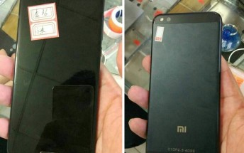 Alleged Xiaomi Mi 6 live photos pop up