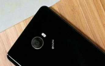 Xiaomi Mi Note 2 allegedly photographed: one camera, curved screen