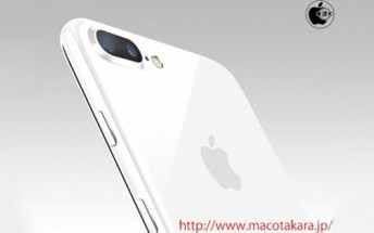 Apple might add Jet White option to existing iPhone 7 and 7 Plus flavors
