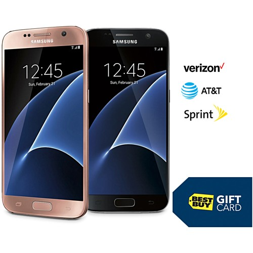 Deal Buy Samsung Galaxy S7 Or S7 Edge And Get 250 Gift Card Free Gsmarena Blog
