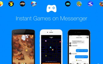 Instant Games are now built into Facebook Messenger