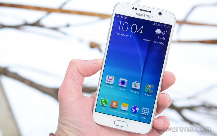 New update hitting Samsung Galaxy S6/S6 edge - GSMArena com news