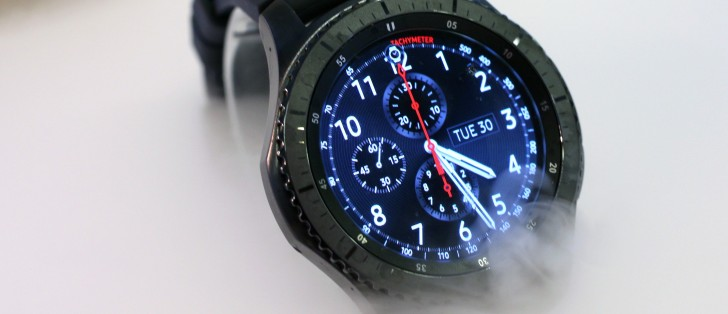 Samsung outs new promo video for the Gear S3, showing how ...