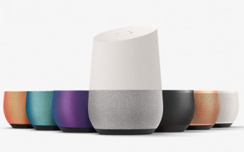 Google Home extra bases are now available, made from fabrics or metal