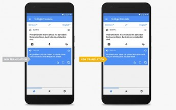 Google Translate now uses Neural Machine Translation for eight languages