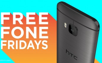 HTC is giving away a new phone every Friday until December 30