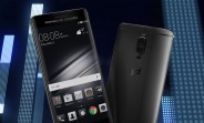 Huawei Mate 9 Porsche Design has race car looks, a QHD AMOLED screen