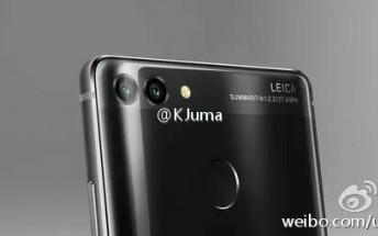 Huawei P10 and P10 Plus to release in March or April