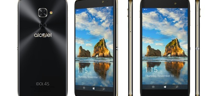 Alcatel Idol 4s with Windows 10 will not be sold in Europe ...