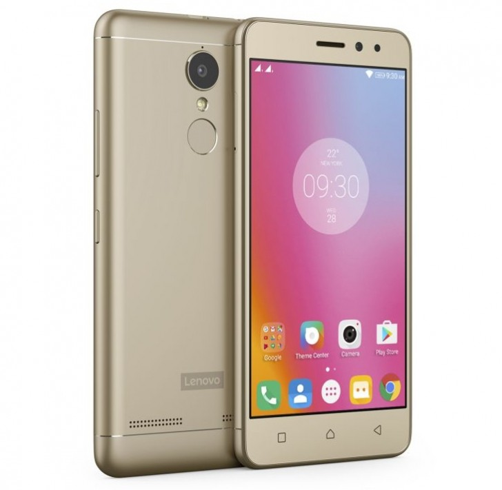 Lenovo launches K6 Power in India