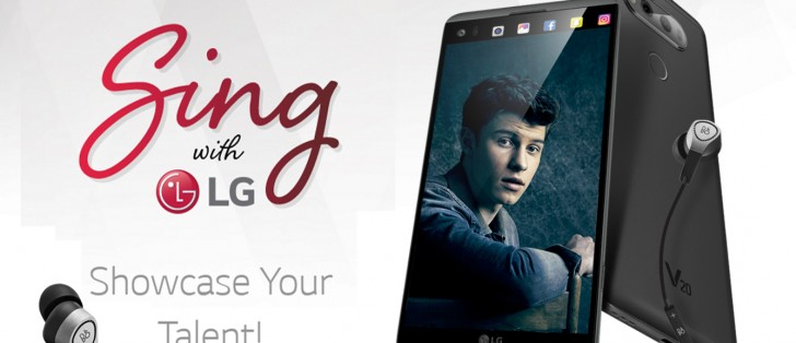 Image result for LG V20 sells 200K units in the US ten days after launch images