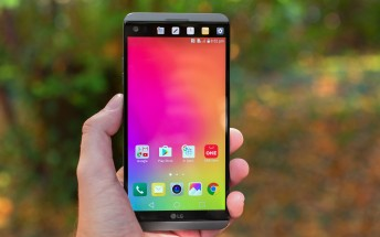 AT&T LG V20 gets December security patch