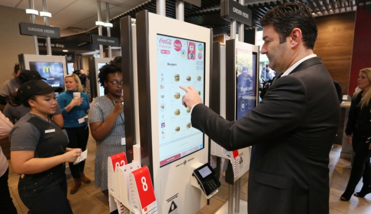 Mcdonald S To Offer Mobile Ordering And Payments In The Us