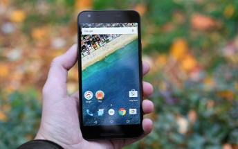 LG USA will give you a full refund if your Nexus 5X is stuck in a boot loop