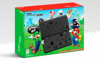 Special edition Nintendo 3DS will go for $100 on Black Friday