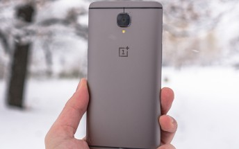 Just in: OnePlus 3T hands-on
