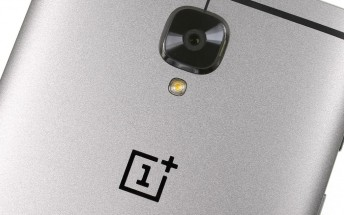 OnePlus 3T placeholder appears on retailer's website