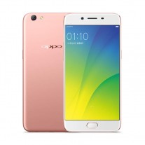 Oppo R9s: Rose Gold (like ours)