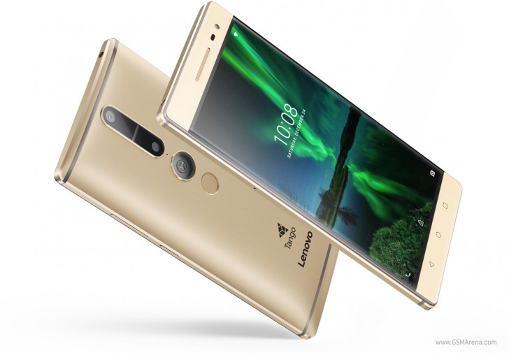 Tango-infused Lenovo Phab2 Pro is now available alongside 35