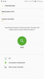 Gear Manager app