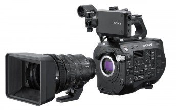 Sony announces FS7 II video camera