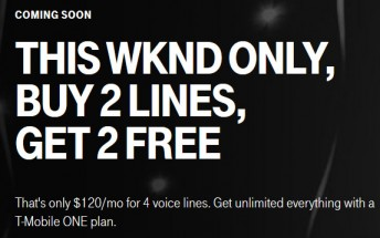 T-Mobile announces Black Friday deals and get two free lines on Magenta Friday