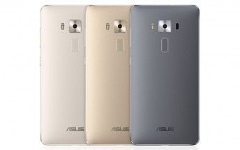ASUS launches ZenFone 3 Deluxe and ZenFone 3 Ultra in India