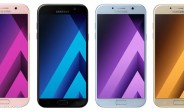 Samsung Galaxy A5 (2017) press renders leak alongside specs and price