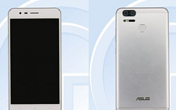 Asus ZenFone 3 Zoom clears FCC as well