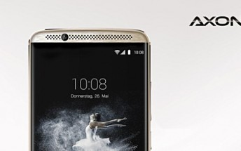 ZTE Axon 7 starts getting Android 7.1 update