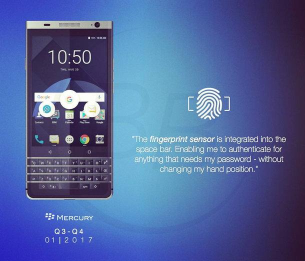 BlackBerry Mercury tipped to be coming to Verizon - GSMArena
