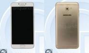 Samsung Galaxy C5 Pro clears TENAA as well