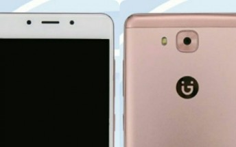 Gionee F5 with octa-core CPU and 4,000mAh battery spotted on TENAA