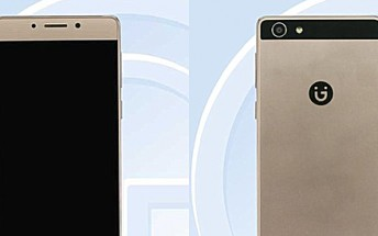 Gionee GN5005 clears TENAA with quad-core CPU, 4,000mAh battery