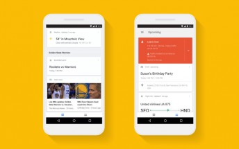 New Google app for Android splits the Now feed in two