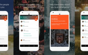 Google releases Trusted Contacts, a new personal safety app